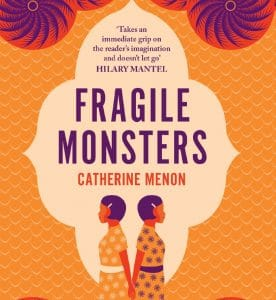 Fragile Monsters book cover